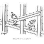 EscherSteelworkerNewYorker
